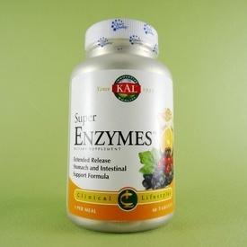 Super Enzymes KAL (30 de tablete)