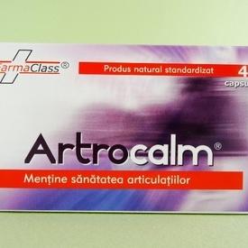 Artrocalm FARMACLASS (40 de capsule)