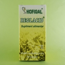 Reglacid HOFIGAL (60 de capsule)