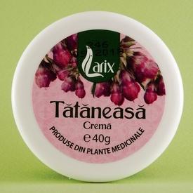 Crema tataneasa  LARIX  (40 g)