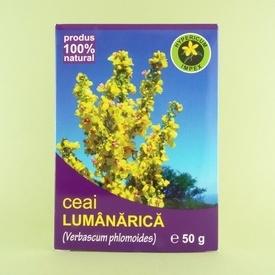 Ceai Lumanarica  HYPERICUM IMPEX (50 g)