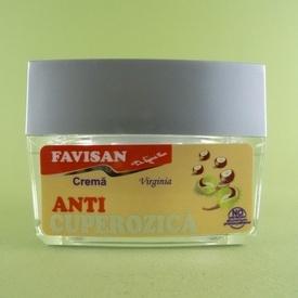 Crema Anticuperozica Virginia  FAVISAN (40 ml)