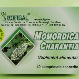Momordica Charantia HOFIGAL (40 de comprimate acoperite)