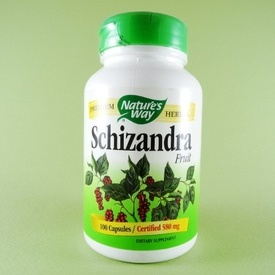 Schizandra (100 de capsule)