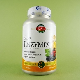 Super Enzymes KAL (30 de tablete)