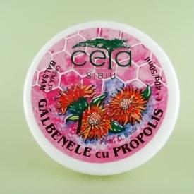 Unguent de galbenele cu propolis CETA SIBIU (40 g /50 ml)