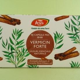 Vermicin Forte  FARES (40 de capsule moi)
