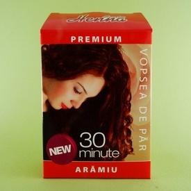 Vopsea de par Premium aramiu SONIA HENNA (60 g)