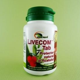 Livecom Tab STAR INTERNATIONAL MED (50 de tablete)