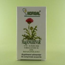 MagANGHINAR  HOFIGAL (60 de comprimate acoperite)