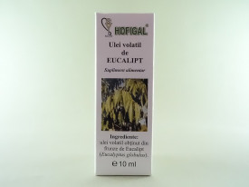 Ulei volatil de eucalipt HOFIGAL (10 ml)