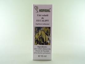 Ulei volatil de eucalipt HOFIGAL (10 ml)