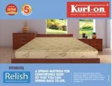 "Kurlon Relish Pocket Spring Mattress 6"" With 5 Years Warranty"