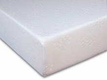 "6"" Memory Foam Mattress With Sleepwell Foam & Cover With 10 Years Warranty"