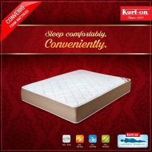 "Kurlon Convenio 4"" Bonded Memory Foam Mattresses with 5 Years Warranty"
