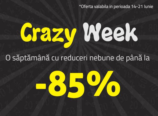CrazyWeek