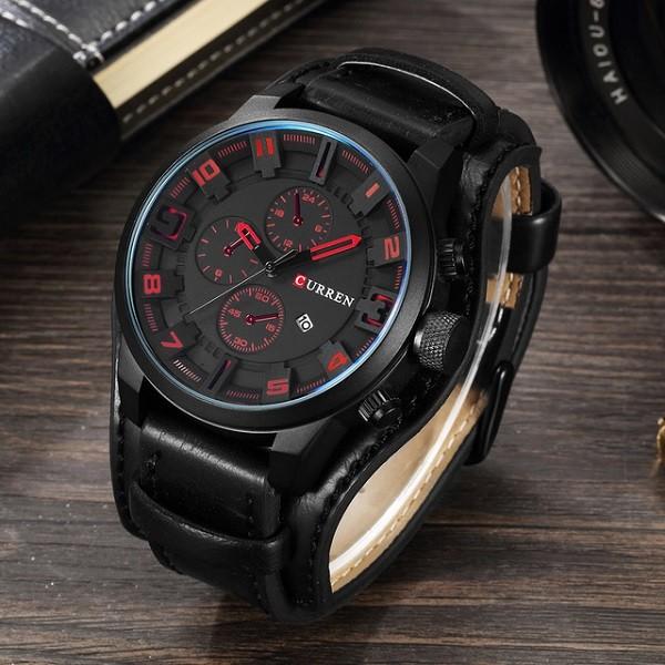 ceas barbatesc curren 8225-v3