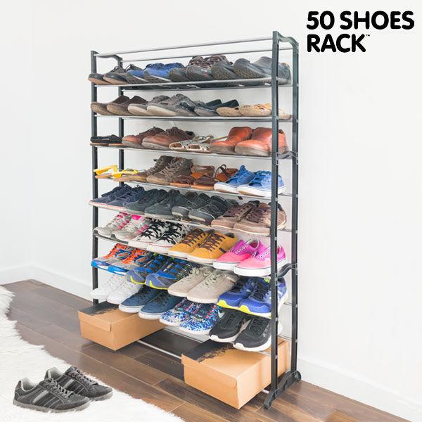 Stativ pentru Pantofi 50 Shoes Rack