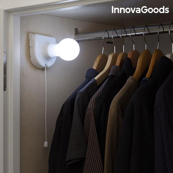 Bec LED Portabil InnovaGoods