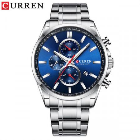 Ceas Barbatesc Curren Cronograf 8368-V2