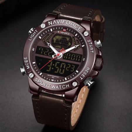 Ceas Barbatesc Chronograf Naviforce NF9164-V3
