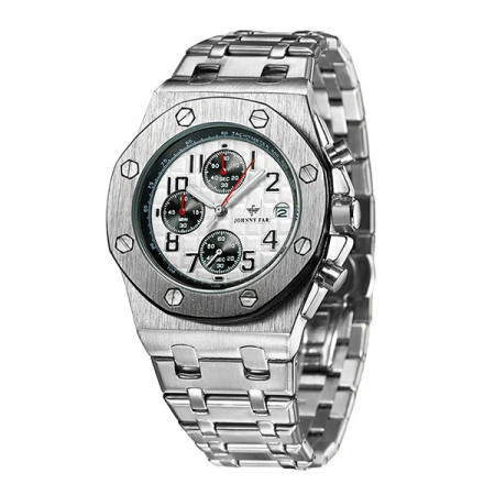 Poze Ceas Barbatesc Full Chronograph Johnny Far F-200