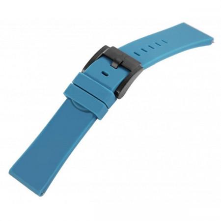 Curea din Silicon, Culoare Albastru, 22 mm, PM84000223