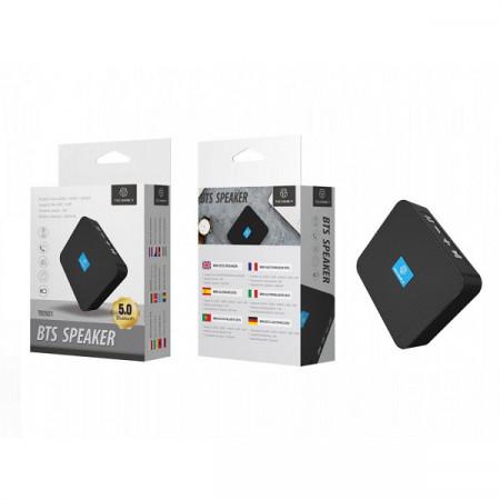 Mini Boxa Bluetooth Column ,neagra, PMTF340043