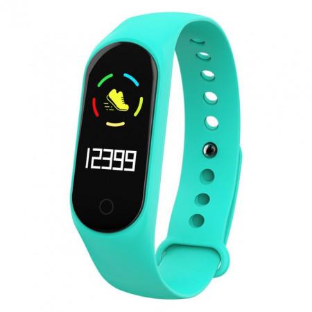 Smart Watch Sport Tracker - M5-GREEN