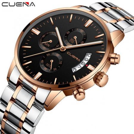 Ceas Barbatesc Quartz Cuena Q107-V10