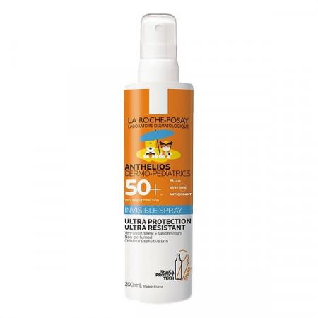 La Roche Posay Anthelios Dermo Pediatrics Spray Invizibil Spf50+ 200 ml