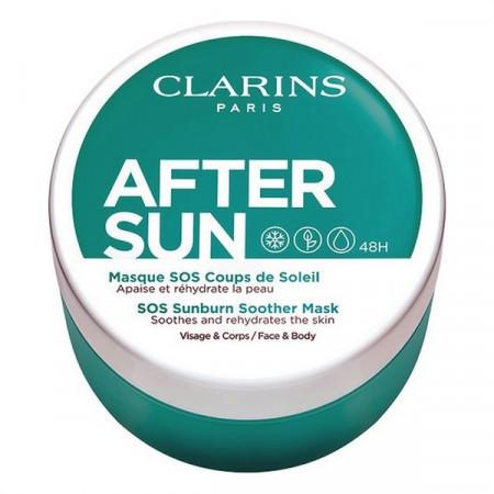 Mască pentru calmarea pielii după plajă - After Sun Apres Soleil Clarins (150 ml)
