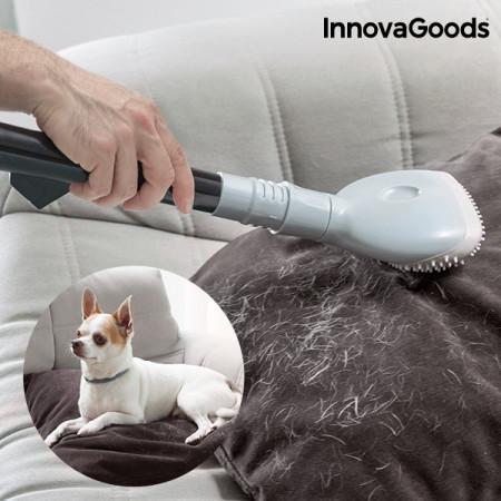 Perie de curățat părul pentru aspirator InnovaGoods Home Pet