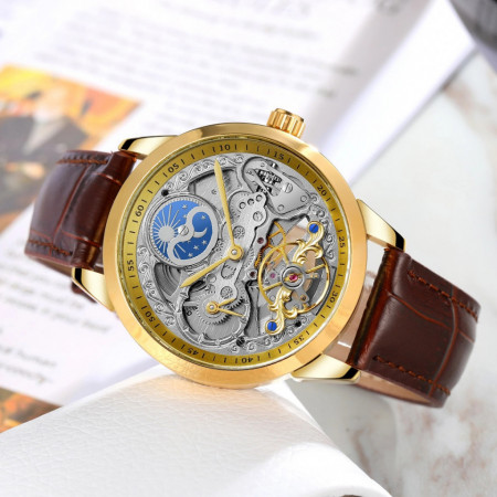 Ceas Automatic Tourbillon Forsining FOR083-V1