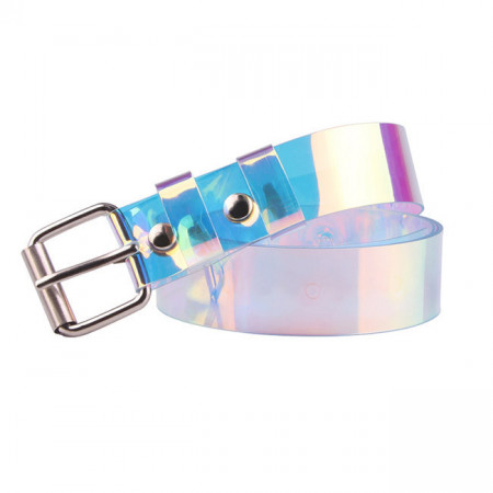 Curea transparenta cu efect holografic CLE011