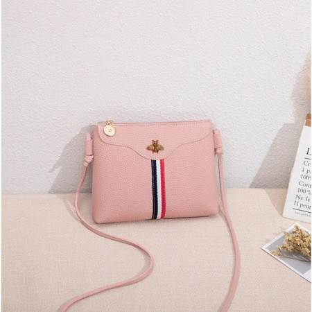 Geanta dama Mini, roz, PMT217R3