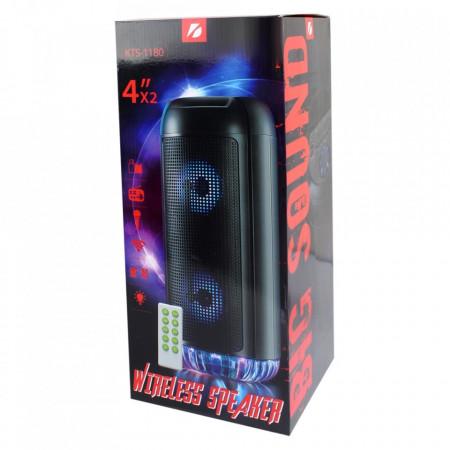 Boxa portabila Bluetooth KTS-1180