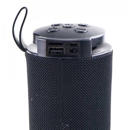 Boxa Portabila GT-112, Wireless, USB, Card, Radio, Autonomie 2-4 ore