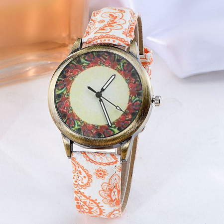Ceas Dama Fashion Mandala Q331