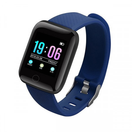 D13-BLUE - Smart Watch Sport Fitness Tracker