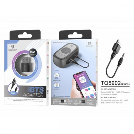 Adaptor audio Bluetooth, PMTF540033