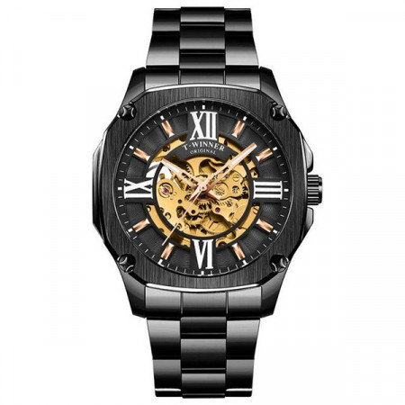 Poze Ceas Automatic Skeleton Winner P016G-V1