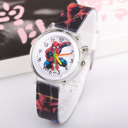 Poze Ceas Kids Spiderman KID002-V5