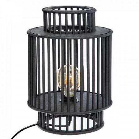 Lampa bambus , neagră PM1682153