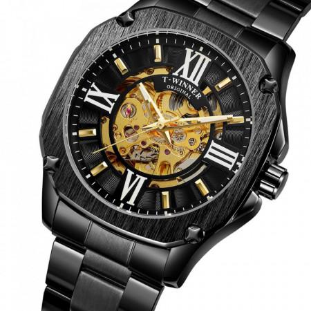 Ceas Automatic Skeleton Winner P016G-V1