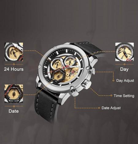 Ceas Barbatesc Cronograf Naviforce NF9167-V1