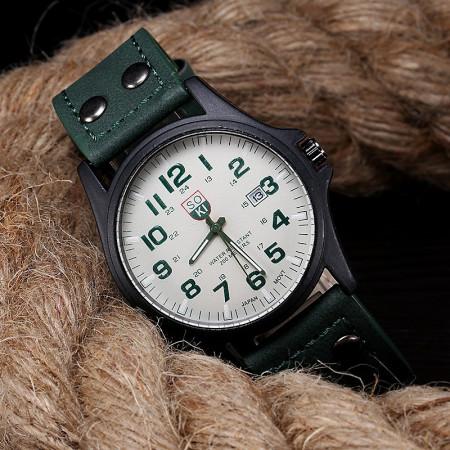 Ceas de mana Barbatesc Soki Quartz Q153