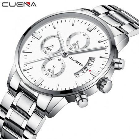 Ceas Barbatesc Quartz Cuena Q107-V6
