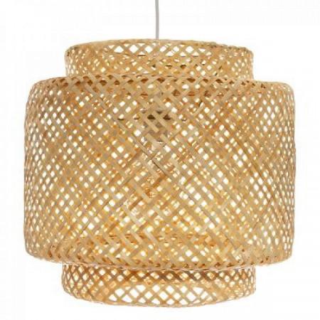 Lampă suspendată Liby natural, bej, PM1676703