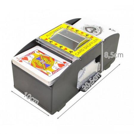 Schimbător automat de cărți pentru poker și alte jocuri, pentru familii și copii cu vârsta de peste 8 ani, PM000007853